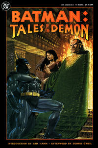 Cover Thumbnail for Batman: Tales of the Demon (DC, 1991 series)