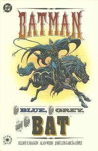 Cover Thumbnail for Batman: The Blue, the Grey, and the Bat (DC, 1992 series)