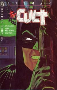 Cover Thumbnail for Batman: The Cult (DC, 1988 series) #4
