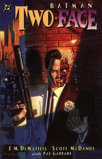 Cover Thumbnail for Batman: Two-Face - Crime and Punishment (DC, 1995 series)