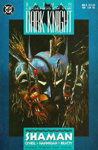 Cover Thumbnail for Legends of the Dark Knight (DC, 1989 series) #2