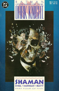 Cover Thumbnail for Legends of the Dark Knight (DC, 1989 series) #4