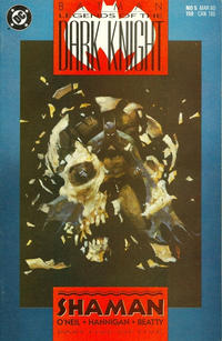 Cover Thumbnail for Legends of the Dark Knight (DC, 1989 series) #5