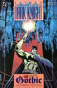 Cover Thumbnail for Legends of the Dark Knight (DC, 1989 series) #9