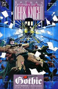 Cover Thumbnail for Legends of the Dark Knight (DC, 1989 series) #10