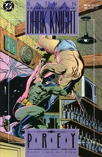 Cover Thumbnail for Legends of the Dark Knight (DC, 1989 series) #12