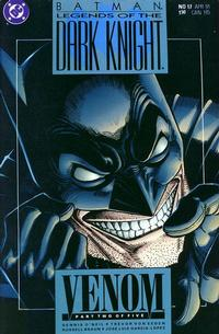 Cover Thumbnail for Legends of the Dark Knight (DC, 1989 series) #17