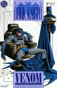 Cover Thumbnail for Legends of the Dark Knight (DC, 1989 series) #18