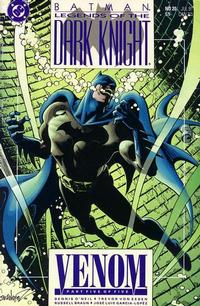 Cover Thumbnail for Legends of the Dark Knight (DC, 1989 series) #20