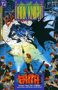 Cover Thumbnail for Legends of the Dark Knight (DC, 1989 series) #22