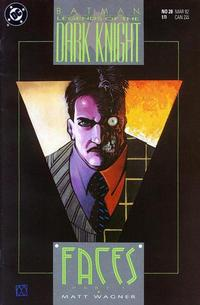 Cover Thumbnail for Legends of the Dark Knight (DC, 1989 series) #28