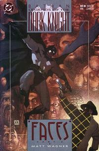 Cover Thumbnail for Legends of the Dark Knight (DC, 1989 series) #30