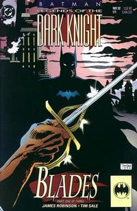 Cover Thumbnail for Legends of the Dark Knight (DC, 1989 series) #32