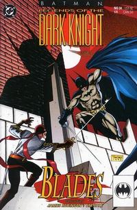 Cover Thumbnail for Legends of the Dark Knight (DC, 1989 series) #34