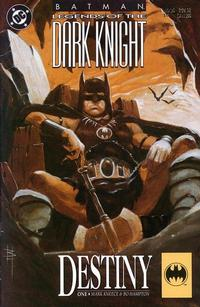 Cover Thumbnail for Legends of the Dark Knight (DC, 1989 series) #35