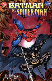 Cover Thumbnail for Batman / Spider-Man (DC, 1997 series)