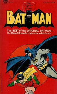Cover Thumbnail for Batman (New American Library, 1966 series) #D2939