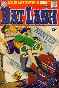 Cover Thumbnail for Bat Lash (DC, 1968 series) #1