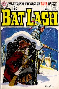 Cover Thumbnail for Bat Lash (DC, 1968 series) #2