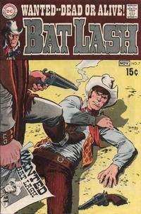 Cover Thumbnail for Bat Lash (DC, 1968 series) #7