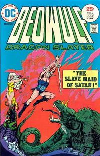 Cover Thumbnail for Beowulf (DC, 1975 series) #2