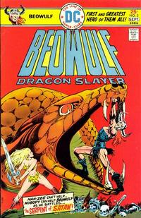 Cover Thumbnail for Beowulf (DC, 1975 series) #3
