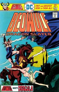 Cover Thumbnail for Beowulf (DC, 1975 series) #4