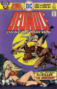 Cover Thumbnail for Beowulf (DC, 1975 series) #6