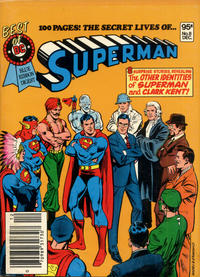 Cover Thumbnail for The Best of DC (DC, 1979 series) #8 [Newsstand]
