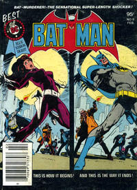 Cover Thumbnail for The Best of DC (DC, 1979 series) #9 [Newsstand]