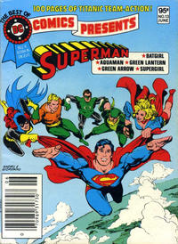 Cover Thumbnail for The Best of DC (DC, 1979 series) #13 [Newsstand]