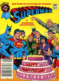 Cover Thumbnail for The Best of DC (DC, 1979 series) #16 [Newsstand]