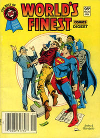 Cover Thumbnail for The Best of DC (DC, 1979 series) #20 [Newsstand]