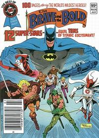 Cover Thumbnail for The Best of DC (DC, 1979 series) #26 [Newsstand]
