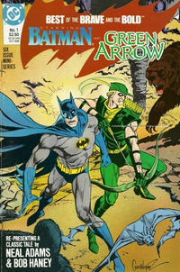 Cover Thumbnail for The Best of the Brave and the Bold (DC, 1988 series) #1