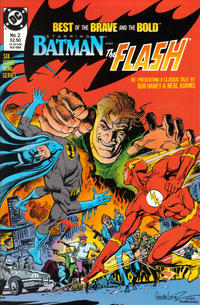 Cover Thumbnail for The Best of the Brave and the Bold (DC, 1988 series) #2