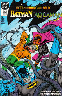 Cover Thumbnail for The Best of the Brave and the Bold (DC, 1988 series) #3