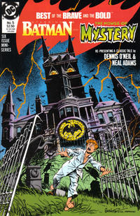 Cover Thumbnail for The Best of the Brave and the Bold (DC, 1988 series) #5