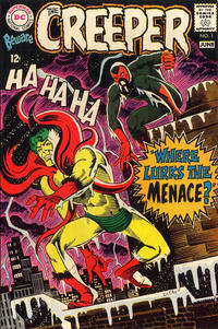 Cover Thumbnail for Beware the Creeper (DC, 1968 series) #1