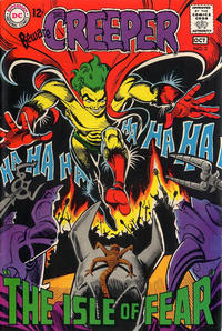 Cover Thumbnail for Beware the Creeper (DC, 1968 series) #3