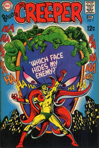 Cover Thumbnail for Beware the Creeper (DC, 1968 series) #4
