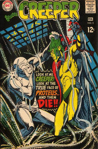 Cover Thumbnail for Beware the Creeper (DC, 1968 series) #5