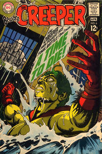 Cover Thumbnail for Beware the Creeper (DC, 1968 series) #6