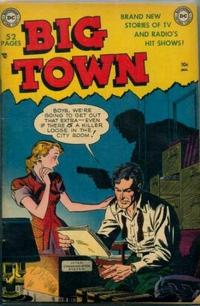Cover Thumbnail for Big Town (DC, 1951 series) #1