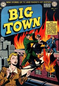 Cover Thumbnail for Big Town (DC, 1951 series) #4