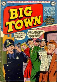 Cover Thumbnail for Big Town (DC, 1951 series) #16