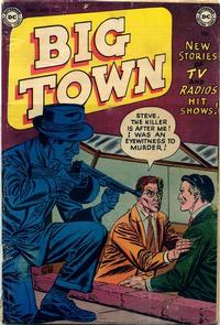 Cover for Big Town (DC, 1951 series) #17