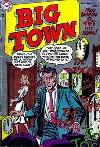 Cover Thumbnail for Big Town (DC, 1951 series) #31