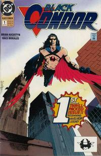 Cover Thumbnail for Black Condor (DC, 1992 series) #1 [Direct]