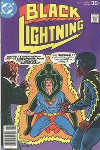 Cover Thumbnail for Black Lightning (DC, 1977 series) #5